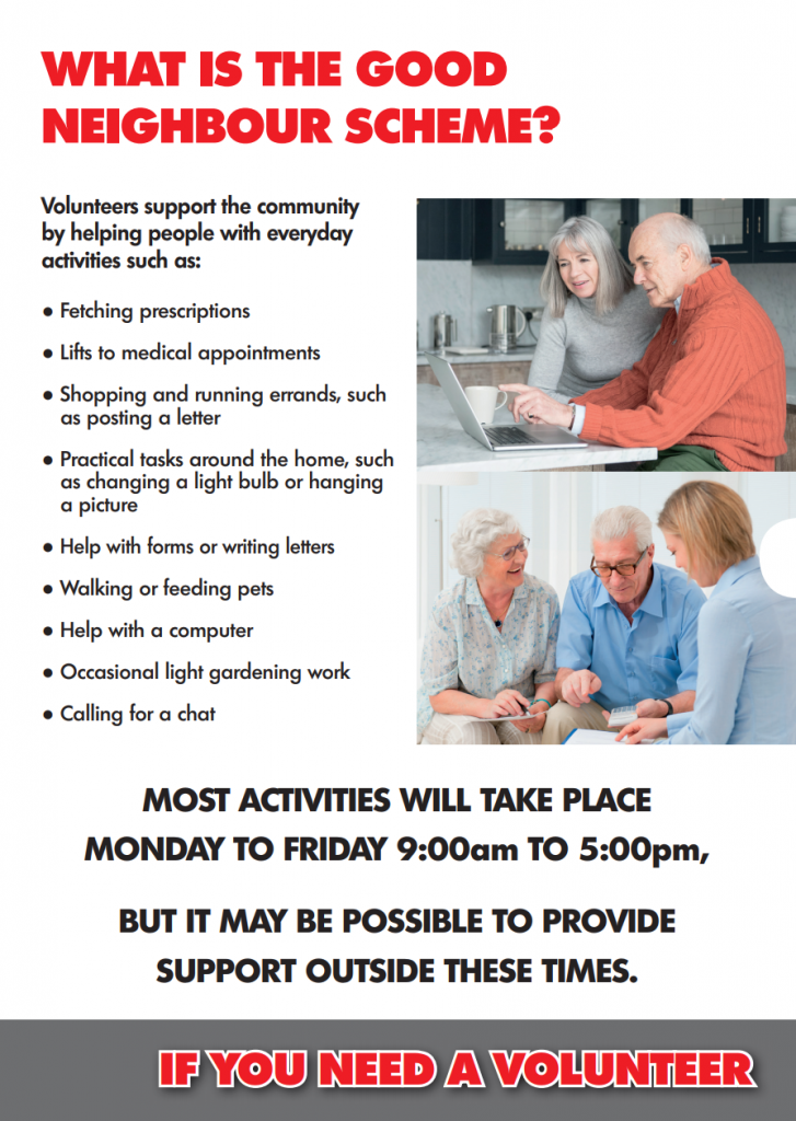 Good Neighbour Scheme Page 2 Picture